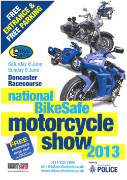 national bikesafe show doncaster