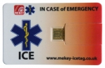 mekey ice id, runners id, biker id, medical id