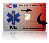mekey card in